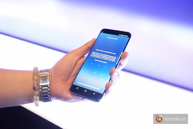 Samsung chính thức ra mắt Galaxy S8/S8 Plus tại Việt Nam, giá khởi điểm từ 18.490.000 VND - Ảnh 2.