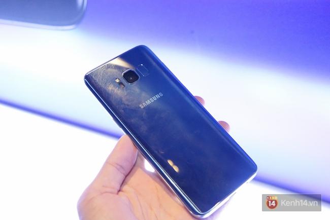 Samsung chính thức ra mắt Galaxy S8/S8 Plus tại Việt Nam, giá khởi điểm từ 18.490.000 VND - Ảnh 4.