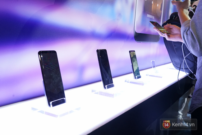 Cùng nhìn lại sự kiện ra mắt Samsung Galaxy S8 đầy thú vị và bất ngờ - Ảnh 12.