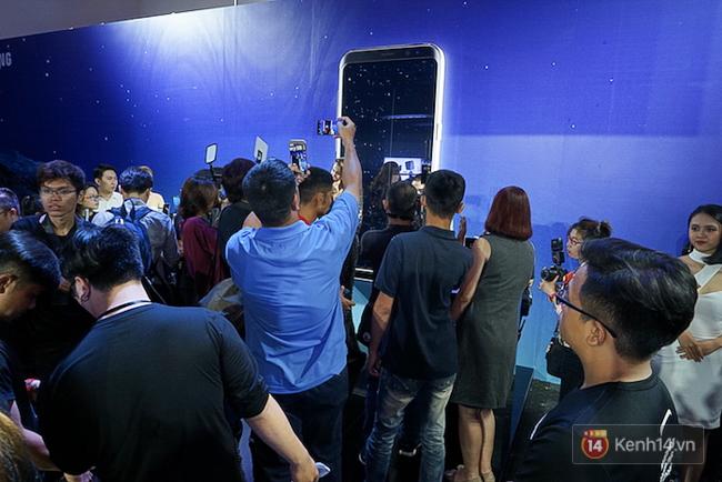 Cùng nhìn lại sự kiện ra mắt Samsung Galaxy S8 đầy thú vị và bất ngờ - Ảnh 13.