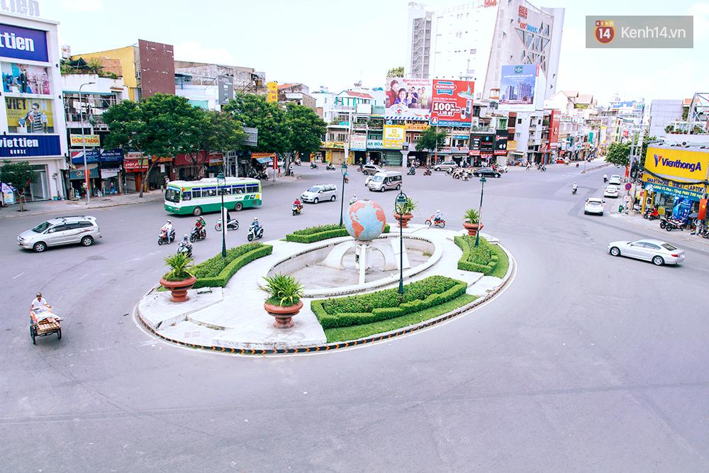 Có những ngày như thế: Sài Gòn không còi xe, khói bụi và không ùn tắc lúc 5 giờ chiều