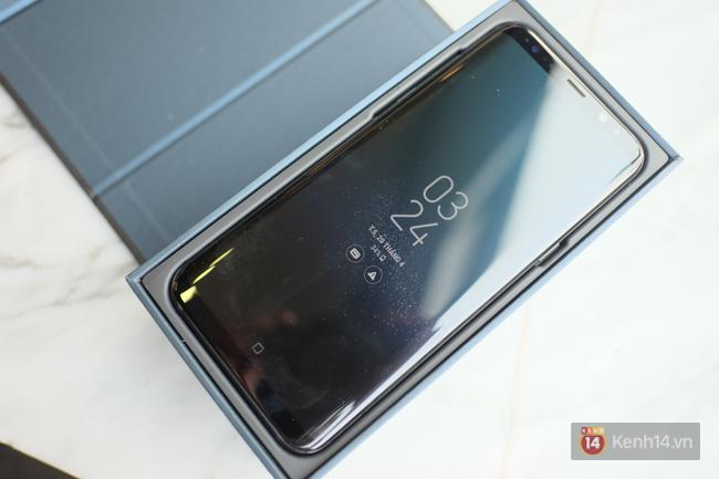 Galaxy S8 Plus RAM 6 GB đã có mặt ở Việt Nam, giá 25,8 triệu đồng - Ảnh 7.