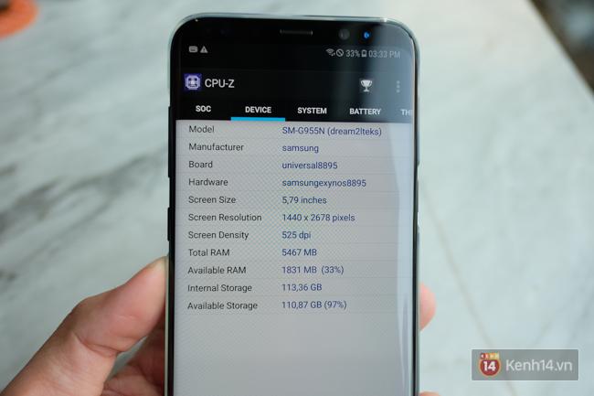 Galaxy S8 Plus RAM 6 GB đã có mặt ở Việt Nam, giá 25,8 triệu đồng - Ảnh 10.