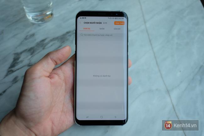 Galaxy S8 Plus RAM 6 GB đã có mặt ở Việt Nam, giá 25,8 triệu đồng - Ảnh 8.