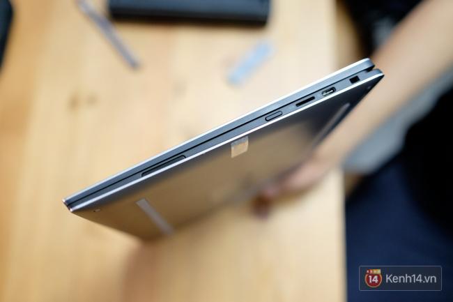 Cận cảnh laptop Dell XPS 13: thiết kế nhỏ gọn, màn hình lật 360 độ, có cả bút viết cảm ứng - Ảnh 9.