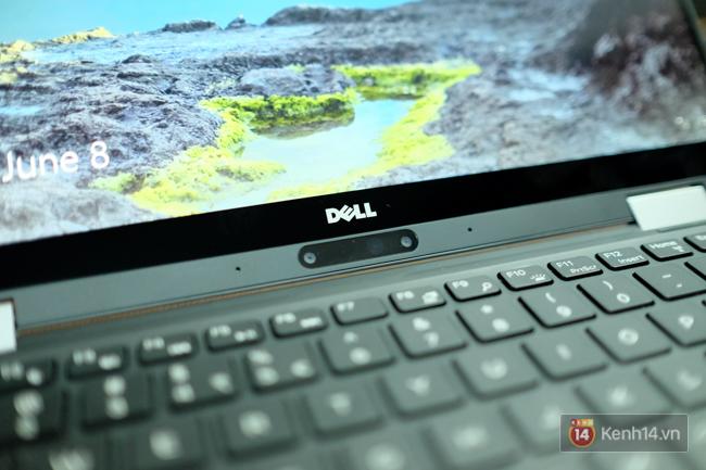 Cận cảnh laptop Dell XPS 13: thiết kế nhỏ gọn, màn hình lật 360 độ, có cả bút viết cảm ứng - Ảnh 5.