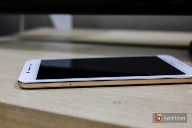 Đánh giá Vivo V5s: Thiết kế đẹp, cấu hình ổn, camera selfie 20 MP ấn tượng - Ảnh 5.