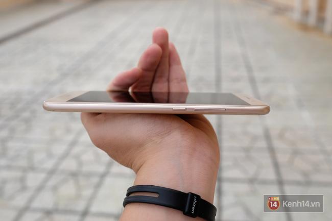 Đánh giá Huawei Y7 Prime: thiết kế khá đẹp, pin trâu, giá cả hợp lí - Ảnh 4.