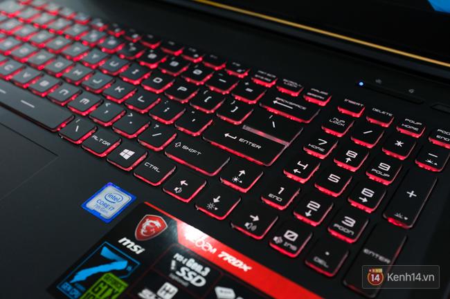 MSI ra mắt laptop GL62M 7RDX dành cho game thủ Việt với giá từ 23 triệu đồng - Ảnh 8.