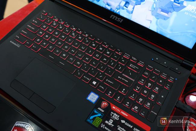 MSI ra mắt laptop GL62M 7RDX dành cho game thủ Việt với giá từ 23 triệu đồng - Ảnh 7.