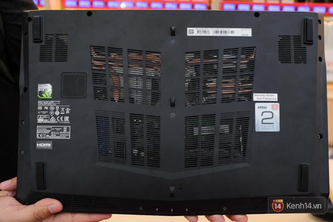 MSI ra mắt laptop GL62M 7RDX dành cho game thủ Việt với giá từ 23 triệu đồng - Ảnh 4.