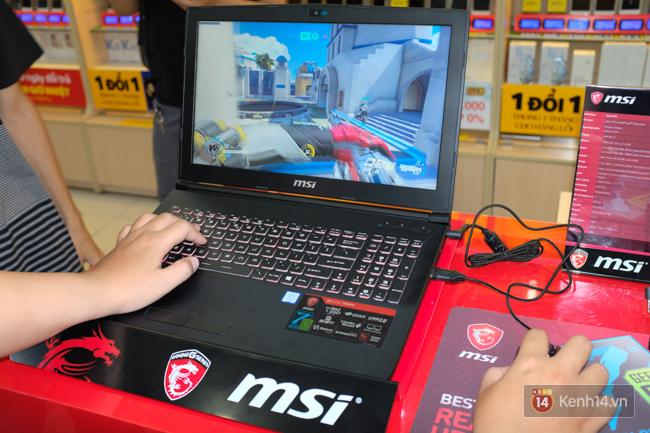 MSI ra mắt laptop GL62M 7RDX dành cho game thủ Việt với giá từ 23 triệu đồng - Ảnh 3.