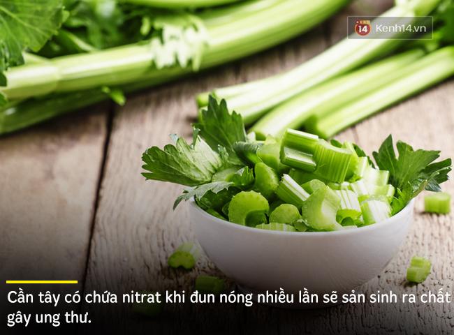 6 thực phẩm ngày Tết không nên đun đi đun lại nhiều kẻo rước họa vào thân - Ảnh 2.