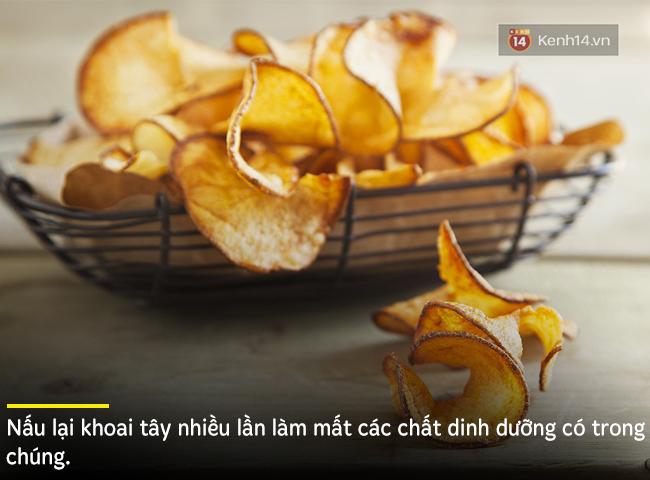 6 thực phẩm ngày Tết không nên đun đi đun lại nhiều kẻo rước họa vào thân - Ảnh 5.