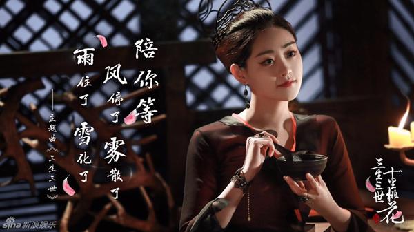 Tất tần tật về dàn diễn viên phụ toàn trai xinh gái đẹp của phim Tam Sinh Tam Thế siêu hot - Ảnh 16.