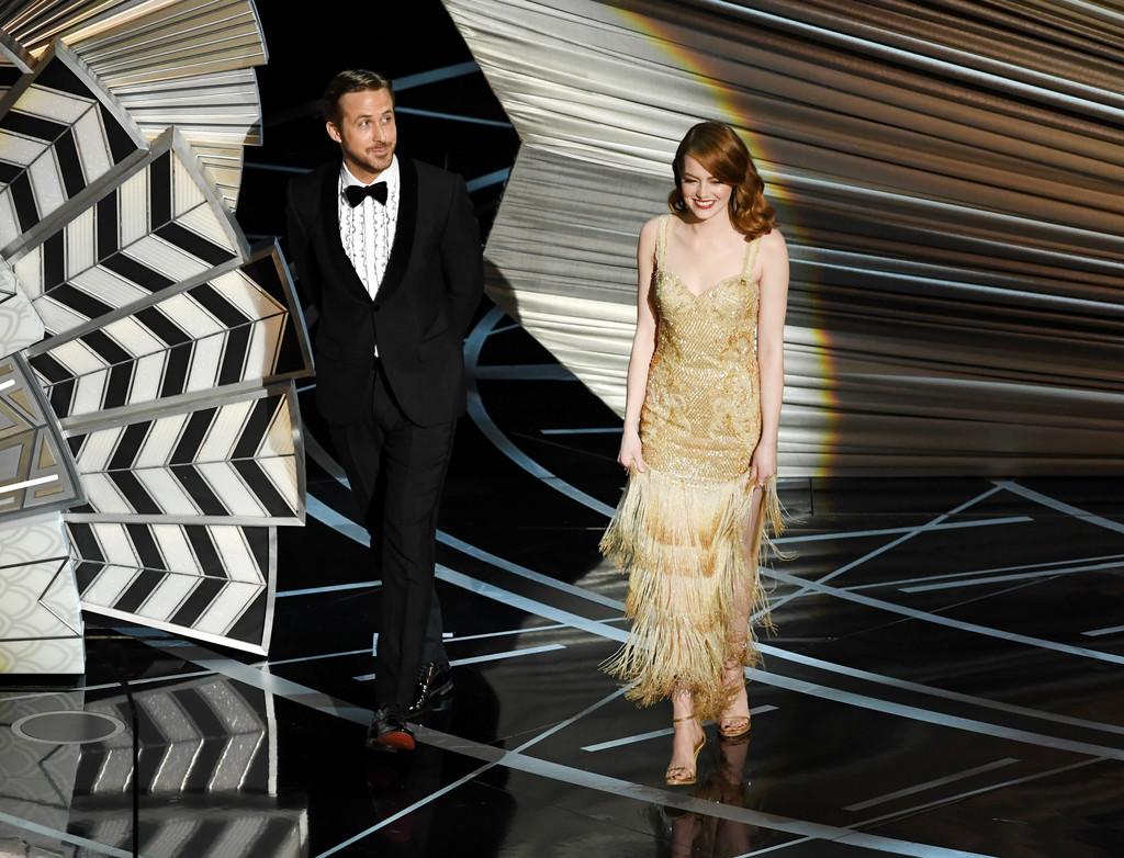 Sao Hollywood: Đã thắng Oscar lại đẹp hết phần người khác, Emma Stone chính là nữ thần của đêm trao giải!