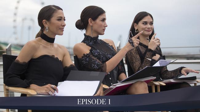 Fan Việt bức xúc khi Hoa hậu Hoàn vũ Pia cho Minh Tú điểm cực thấp tại Next Top châu Á - Ảnh 1.