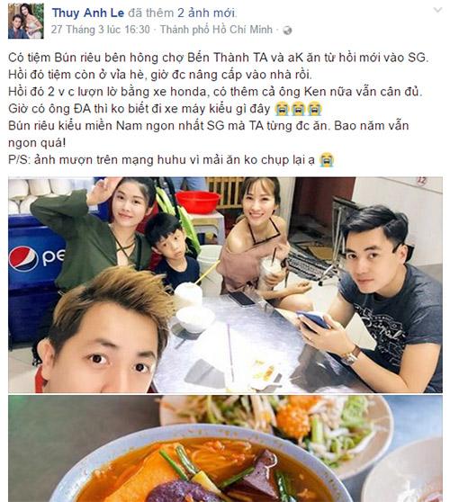 Một lần đi ăn thử bún riêu Bến Thành – món tủ của nhiều người nổi tiếng ở Sài Gòn - Ảnh 3.