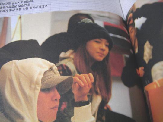 Nhìn G-Dragon và Dara mùi mẫn như thế này, trái tim fangirl làm sao mà không loạn nhịp cho được! - Ảnh 11.