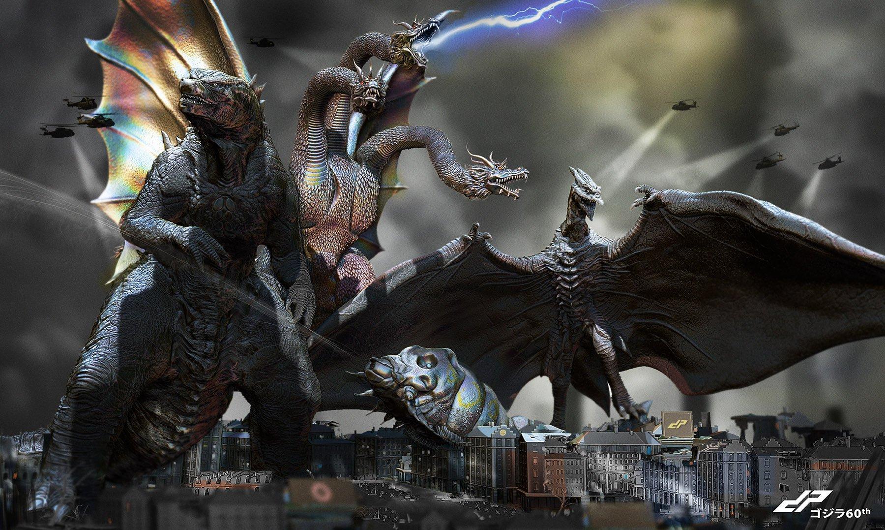 Chính thức xác nhận Godzilla sẽ có mặt trong bom tấn Kong ...