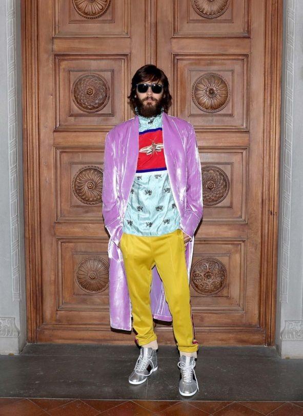 Dự show Gucci, Sooyoung (SNSD) không bị lọt thỏm giữa dàn sao quốc tế nhờ mặc sexy - Ảnh 9.
