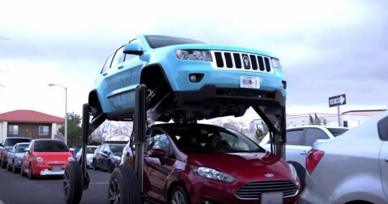 Độc lạ: Siêu xe gầm cao vượt tắc đường và sự thật đằng sau nó