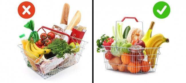 7 sai lầm khi đi mua hàng khiến bạn tốn nhiều tiền lại không có thực phẩm ngon - ảnh 1