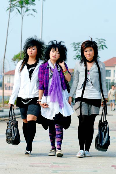 Trước khi thành dĩ vãng, Harajuku từng khiến giới trẻ Việt phát cuồng như thế này đây - Ảnh 2.
