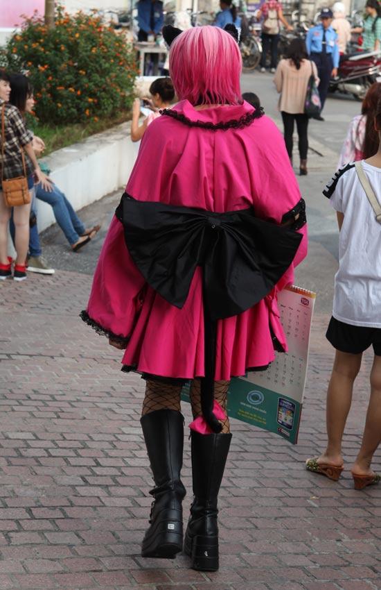 Trước khi thành dĩ vãng, Harajuku từng khiến giới trẻ Việt phát cuồng như thế này đây - Ảnh 12.