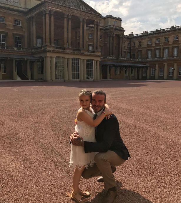 Bị chỉ trích vì tổ chức sinh nhật Harper trong Cung điện Hoàng gia, David Beckham nói gì? - Ảnh 3.