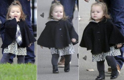 Harper Beckham: Công chúa tí hon trong vòng tay bố khiến cả thế giới phát cuồng giờ đã thành cô bé 6 tuổi phổng phao! - Ảnh 11.