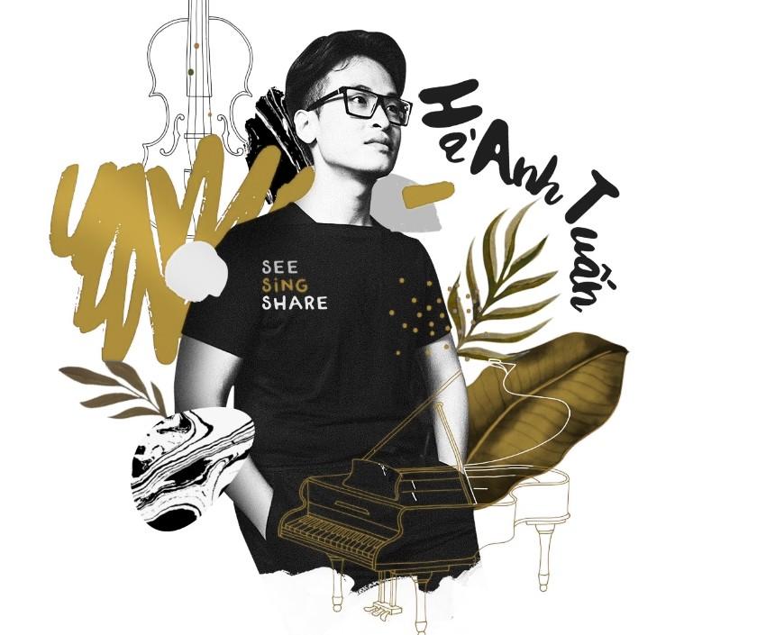 Hà Anh Tuấn – người thợ hát làm nghề tử tế của làng nhạc Việt - Ảnh 2.
