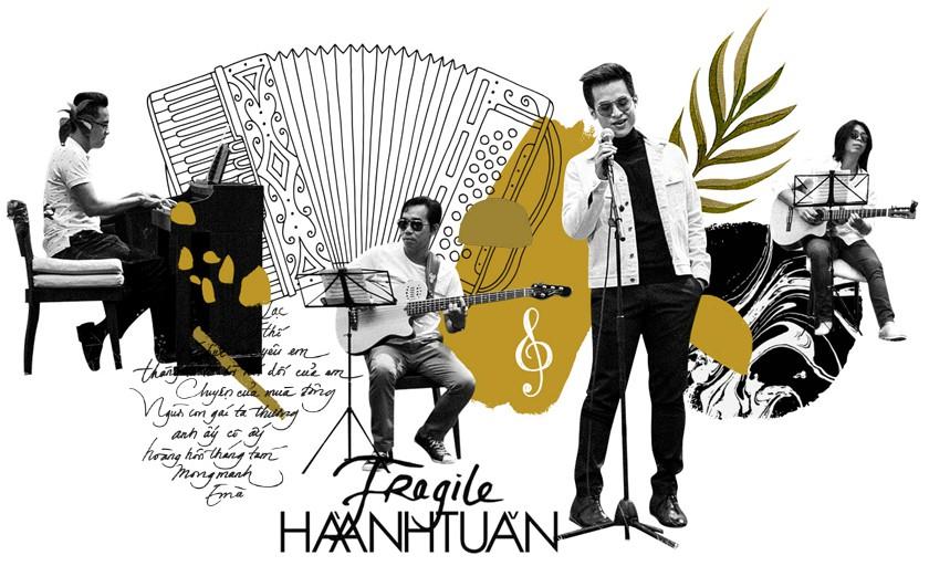 Hà Anh Tuấn – người thợ hát làm nghề tử tế của làng nhạc Việt - Ảnh 4.