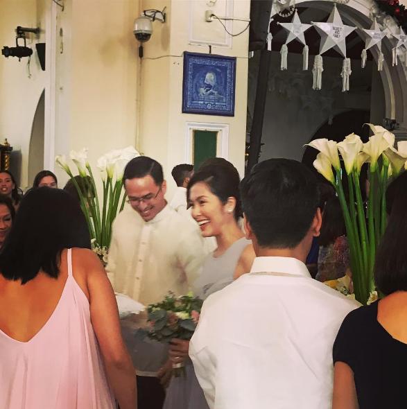 Thêm hình ảnh hiếm hoi bên trong đám cưới hoa lệ, sang chảnh của chị chồng Tăng Thanh Hà - Ảnh 3.