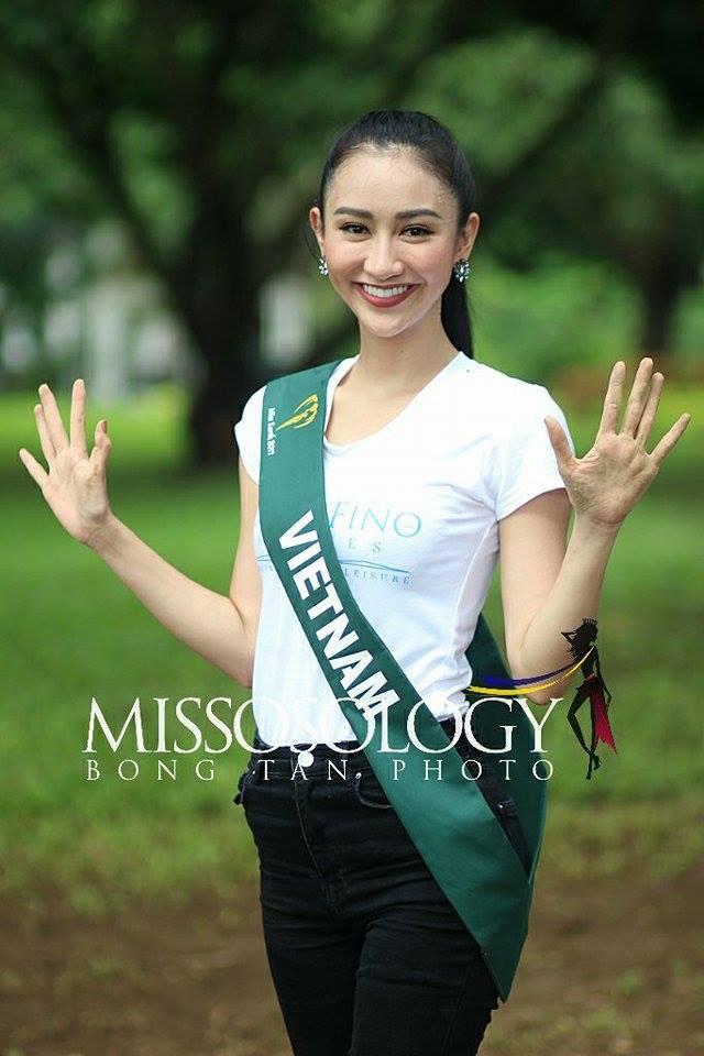 Nhìn lại hành trình của Hà Thu tại Miss Earth 2017: Trượt top 8 nhưng đã tỏa sáng và đáng tự hào - Ảnh 12.