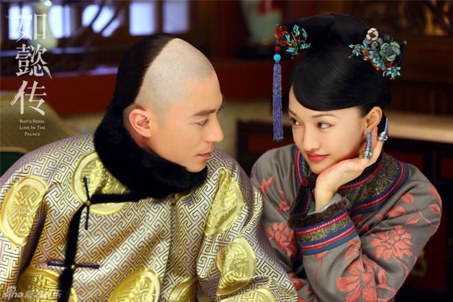 Cát-sê Châu Tấn - Hoắc Kiến Hoa đè bẹp Triệu Vy về độ khủng - Ảnh 3.