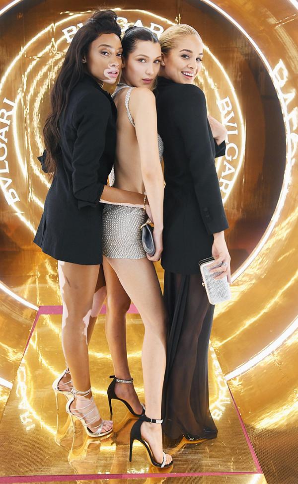 Hồ Ngọc Hà lọt Top mặc đẹp nhất Milan, sánh ngang với Gigi Hadid & Kendall Jenner - Ảnh 4.