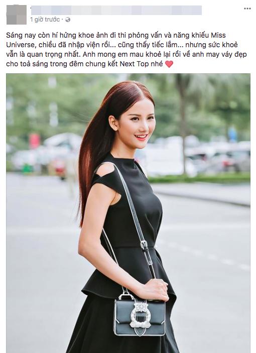 Hương Ly bất ngờ rút khỏi Hoa hậu Hoàn vũ, một mực phủ nhận tin đồn thẩm mỹ  - Ảnh 3.