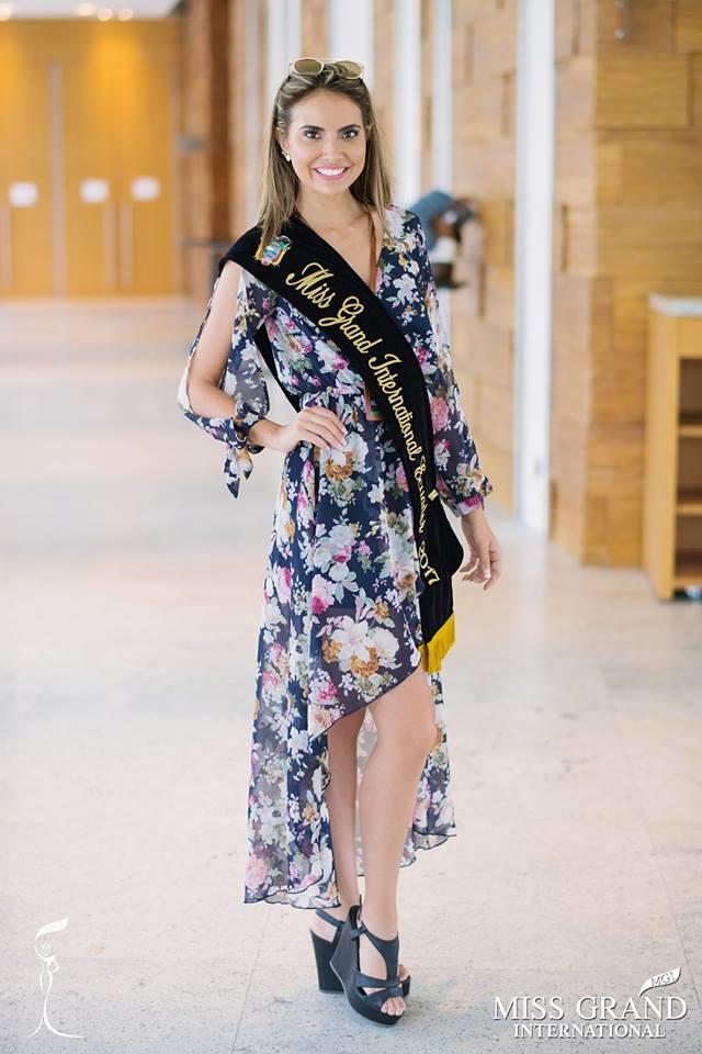 Từ trượt top 15, Huyền My trở lại ngoạn mục dẫn đầu danh sách thí sinh được yêu thích nhất tại Miss Grand International 2017 - Ảnh 6.