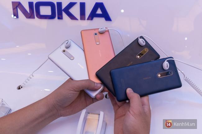Trên tay 3 mẫu Nokia chạy Android mới giới thiệu tại Việt Nam: gia công đẹp, giá cả phải chăng - Ảnh 7.