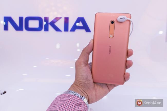 Trên tay 3 mẫu Nokia chạy Android mới giới thiệu tại Việt Nam: gia công đẹp, giá cả phải chăng - Ảnh 8.