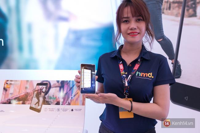 Nokia chính thức giới thiệu hàng loạt smartphone Android đến thị trường Việt Nam - Ảnh 1.