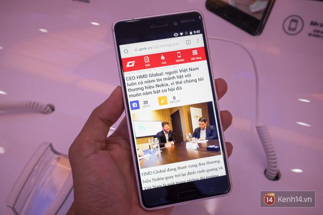 Nokia chính thức giới thiệu hàng loạt smartphone Android đến thị trường Việt Nam - Ảnh 9.