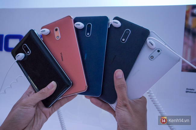 Nokia chính thức giới thiệu hàng loạt smartphone Android đến thị trường Việt Nam - Ảnh 12.