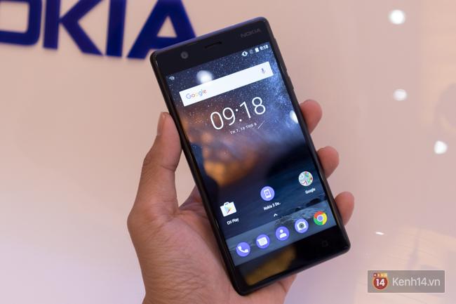 Trên tay 3 mẫu Nokia chạy Android mới giới thiệu tại Việt Nam: gia công đẹp, giá cả phải chăng - Ảnh 2.