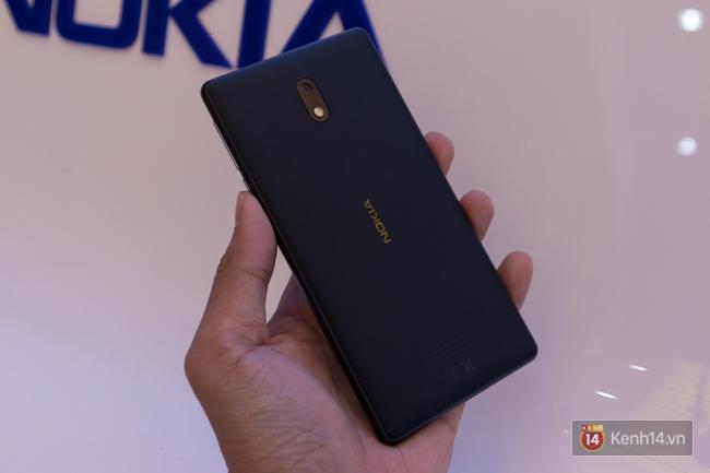 Trên tay 3 mẫu Nokia chạy Android mới giới thiệu tại Việt Nam: gia công đẹp, giá cả phải chăng - Ảnh 3.