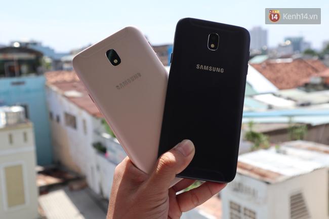 Trên tay nhanh Samsung Galaxy J7 Pro: thiết kế giống S7, camera mạnh mẽ và nhiều tính năng hấp dẫn, có màn hình Always On - Ảnh 2.