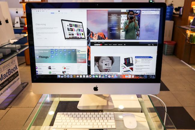 Mở hộp iMac 27 inch Retina 5K 2017 đầu tiên tại Việt Nam: Kiểu dáng không đổi, nâng cấp cấu hình và màn hình, giá 44 triệu đồng - Ảnh 27.