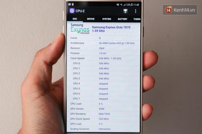 Trên tay nhanh Samsung Galaxy J7 Pro: thiết kế giống S7, camera mạnh mẽ và nhiều tính năng hấp dẫn, có màn hình Always On - Ảnh 15.