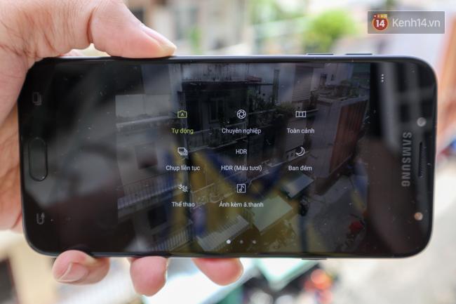 Trên tay nhanh Samsung Galaxy J7 Pro: thiết kế giống S7, camera mạnh mẽ và nhiều tính năng hấp dẫn, có màn hình Always On - Ảnh 11.